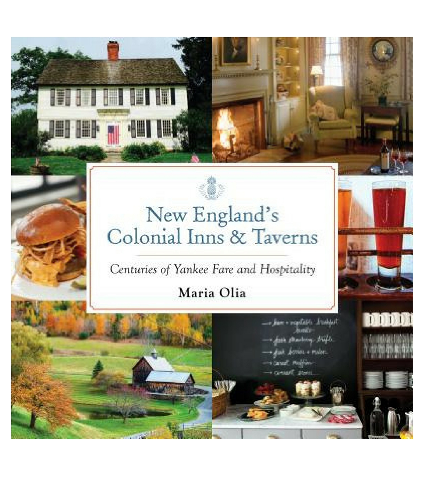 New England's Colonial Inns & Taverns