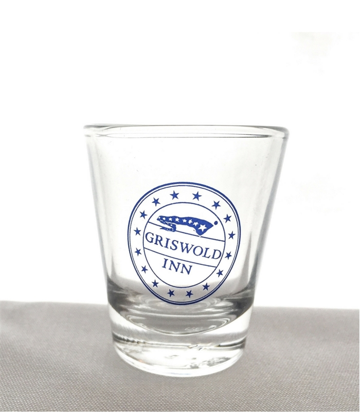 Shot Glass- 1 ¾ oz.