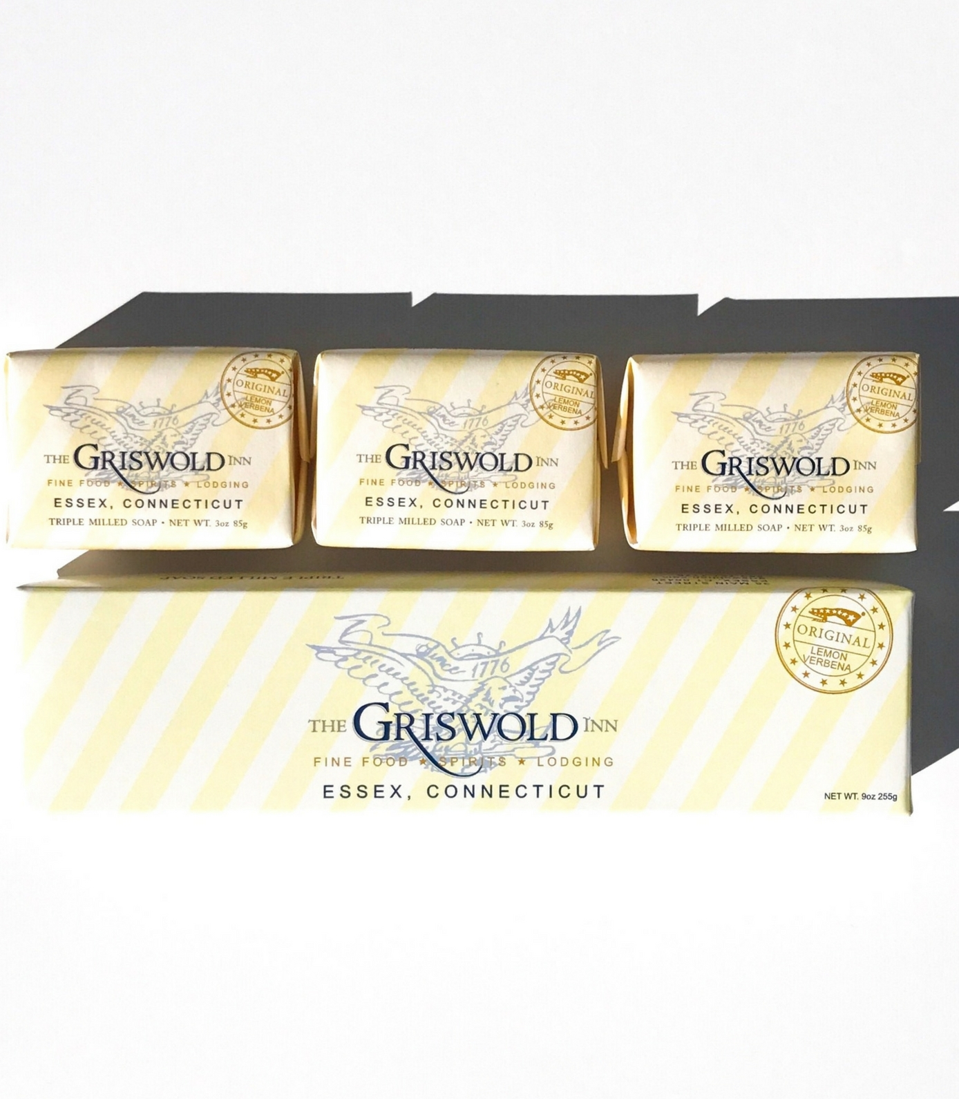 Griswold Inn Soap- Gift Box