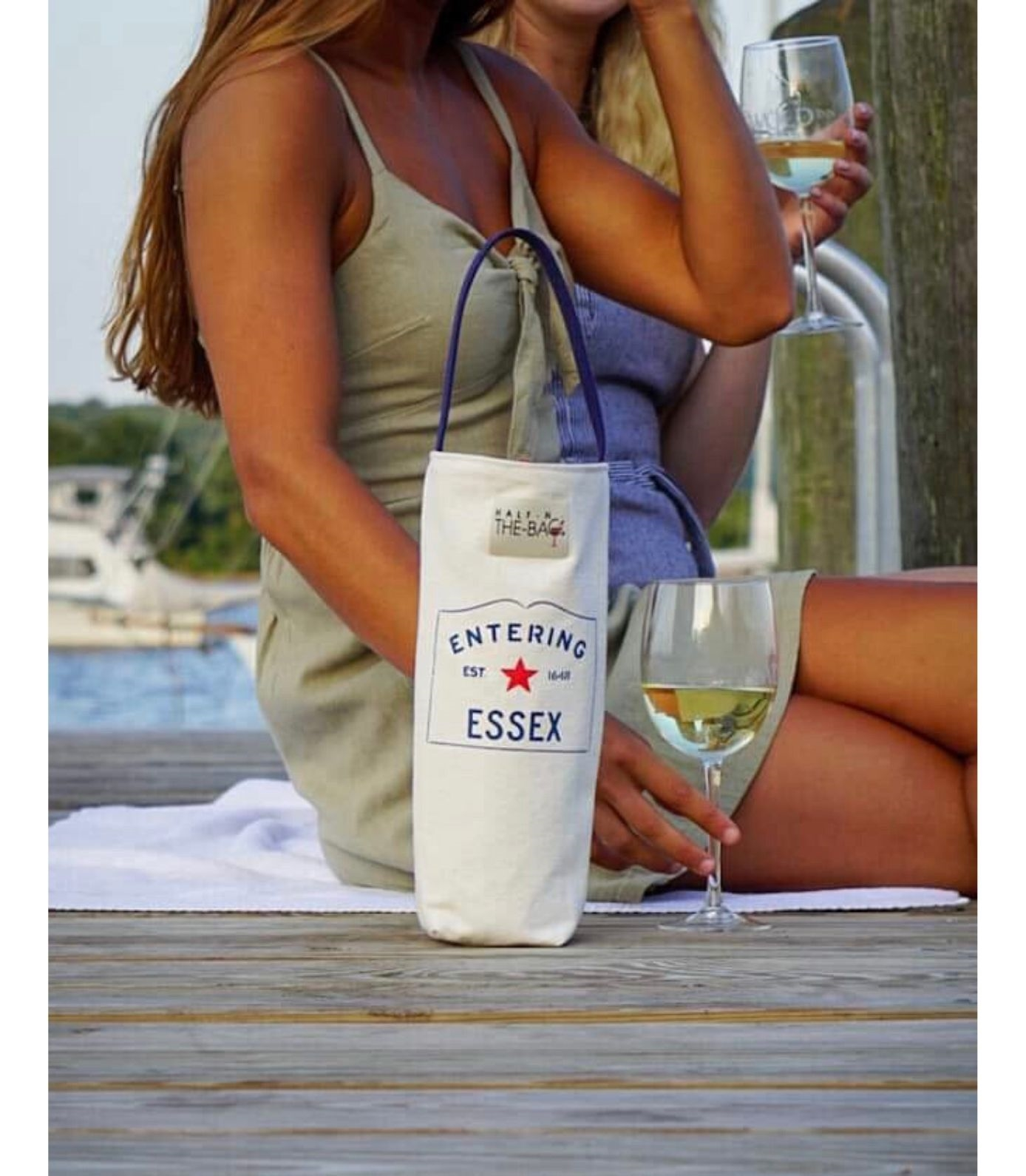 Es Insulated Wine Bag