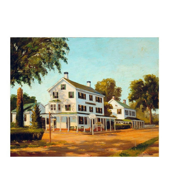 Griswold House Print