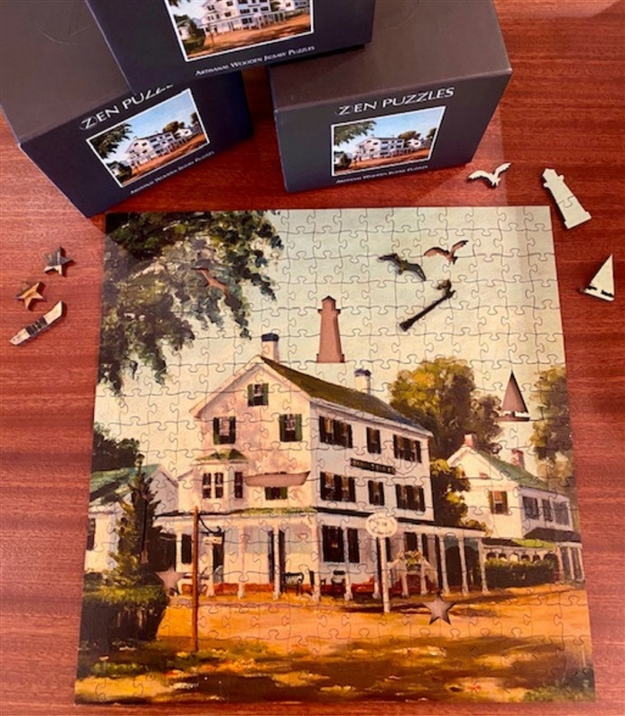 Griswold House Puzzle